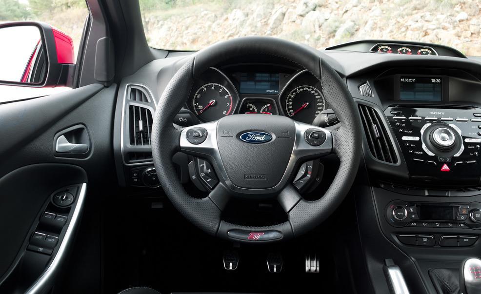 Ford Focus St Estate 2012 2013 2014 2015 2016 2017