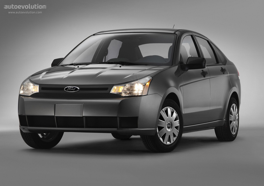 ford focus sedan 2007 2010 - Ford Focus 2007 Sedan