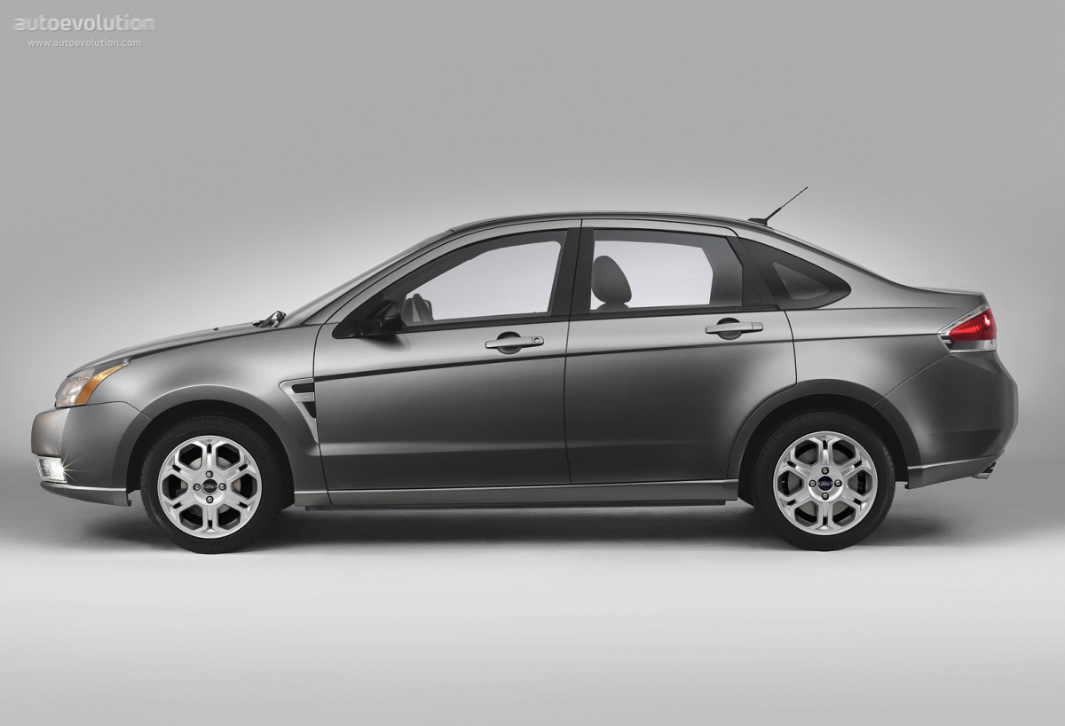 Ford focus sedan 2007 2010