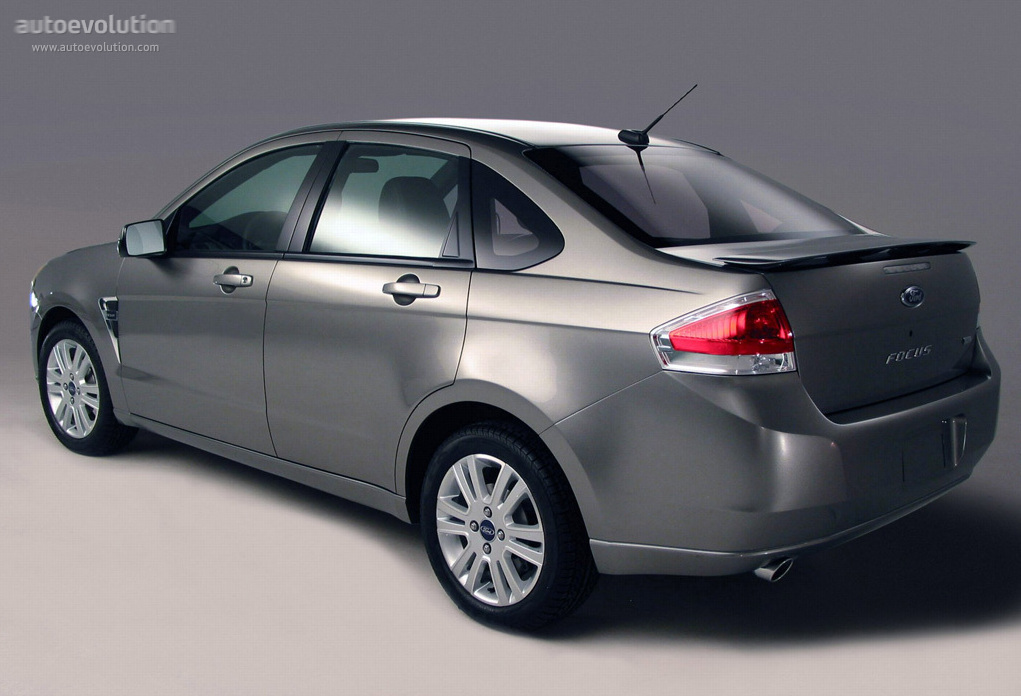 FORD Focus Sedan specs & photos - 2007, 2008, 2009, 2010 - autoevolution