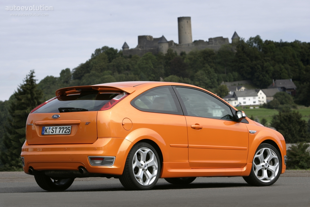 ... FORD Focus ST 3 Doors (2004 - 2008) ... & FORD Focus ST 3 Doors specs - 2004 2005 2006 2007 2008 ... Pezcame.Com