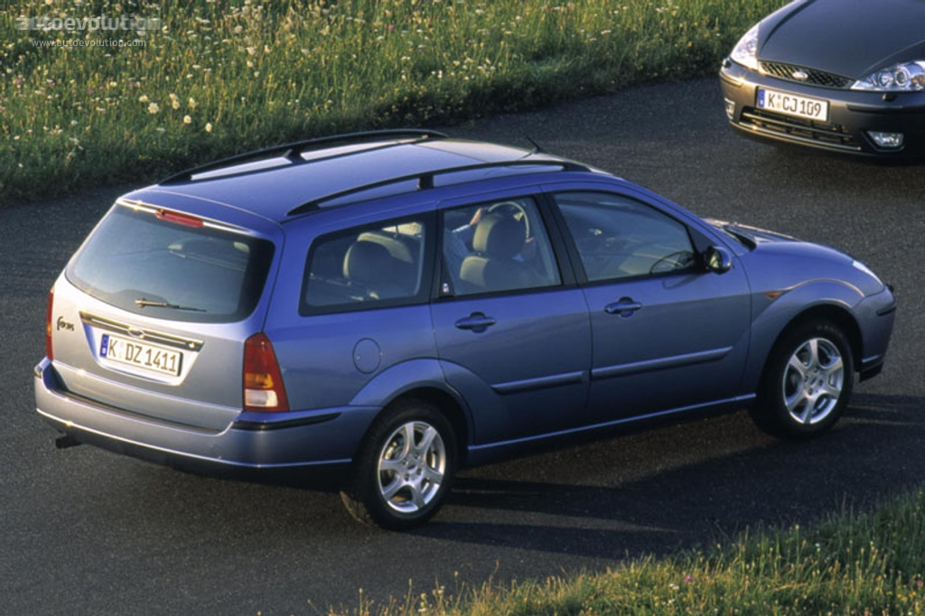 Junk Car Buyer >> FORD Focus Wagon specs - 2001, 2002, 2003, 2004, 2005 ...