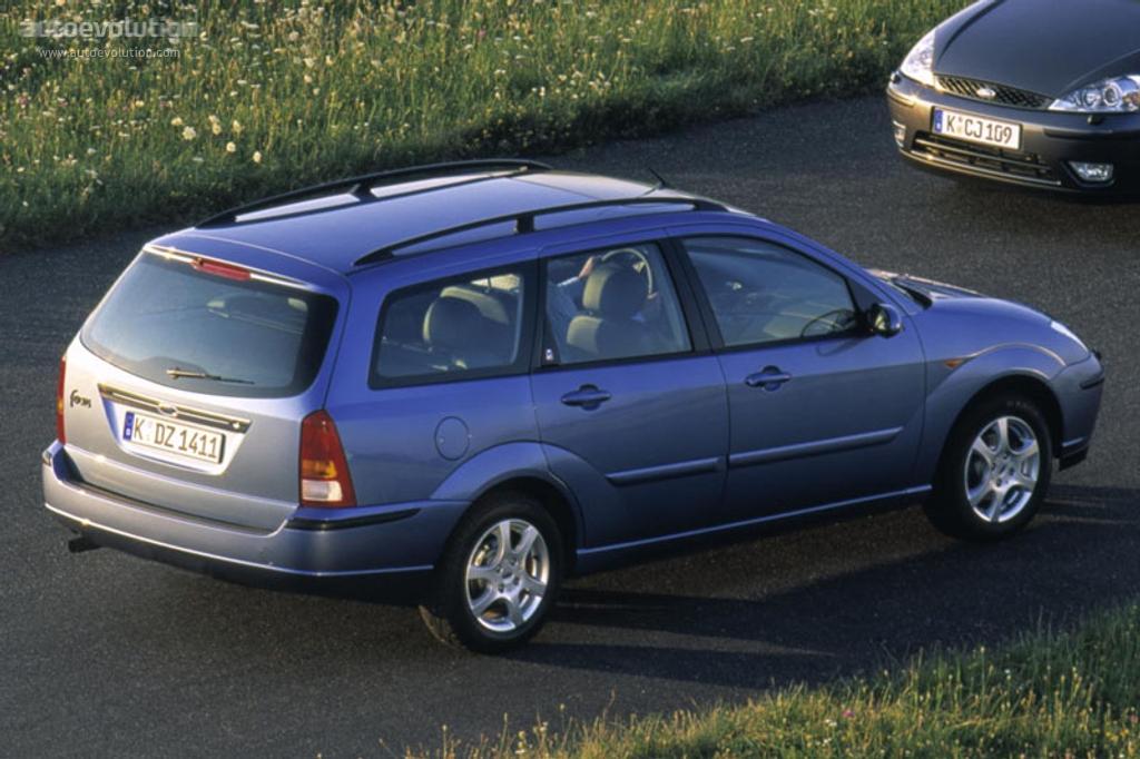 ford focus wagon - 2001  2002  2003  2004  2005