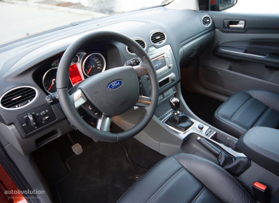 Ford Focus Interior 2013