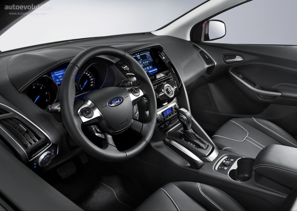 FORD Focus Wagon specs & photos - 2011, 2012, 2013, 2014 ...