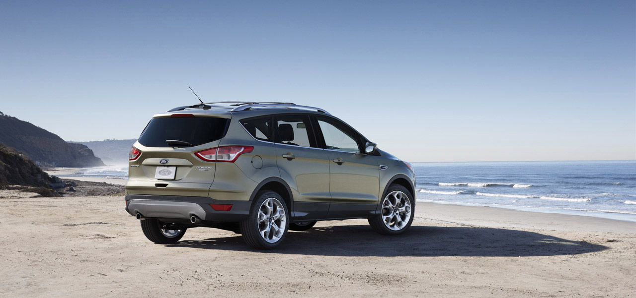 Ford Escape Specs 2017 2016 Autoevolution