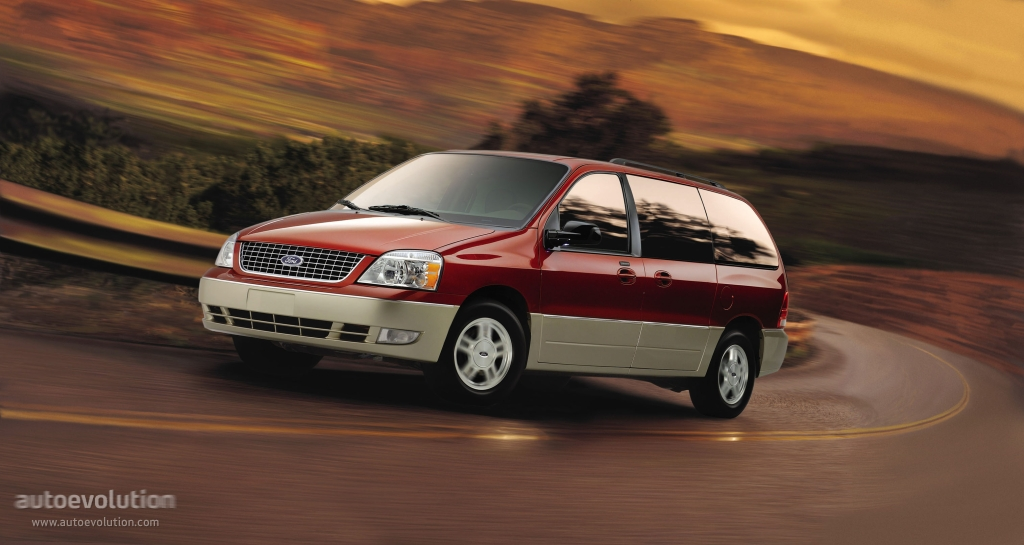 2004 Ford Freestar Reviews