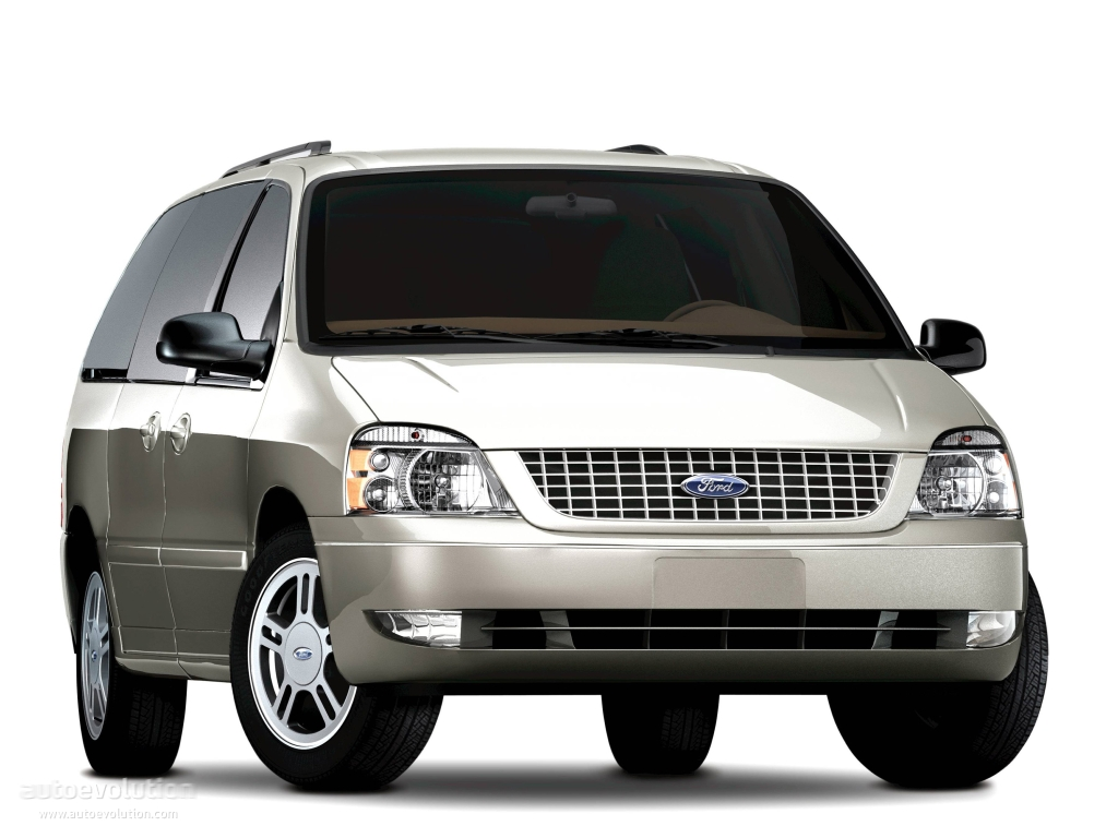 FORD Freestar specs & photos - 2003, 2004, 2005, 2006, 2007 - autoevolution