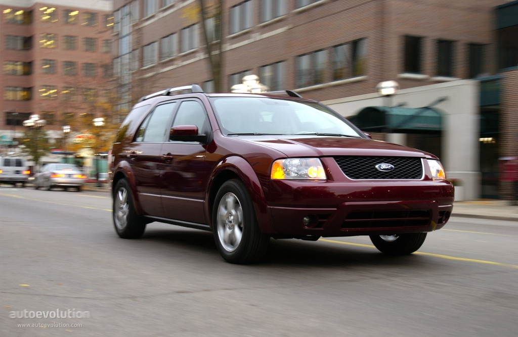 FORD Freestyle specs & photos - 2004, 2005, 2006, 2007 ...