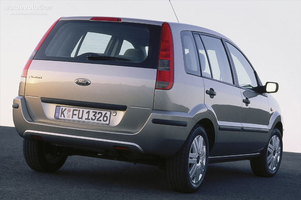4 Wheel Drive Vans >> FORD Fusion European - 2002, 2003, 2004, 2005 - autoevolution