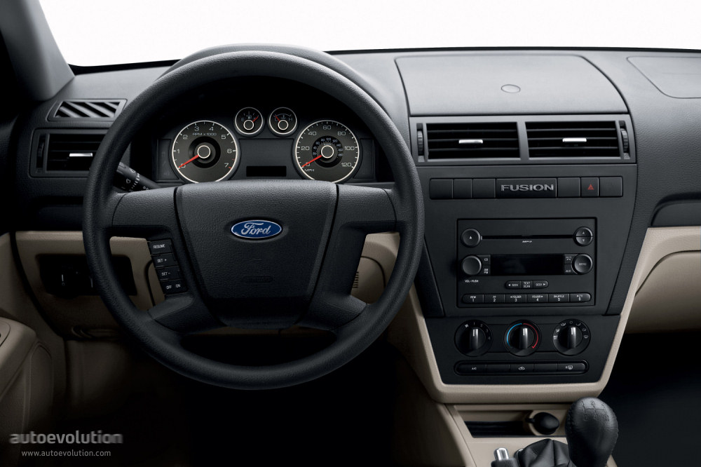 Image Gallery 2005 Ford Fusion