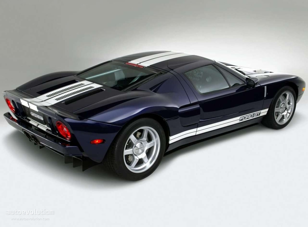 Ford Gt Specs Amp Photos 2004 2005 2006 Autoevolution