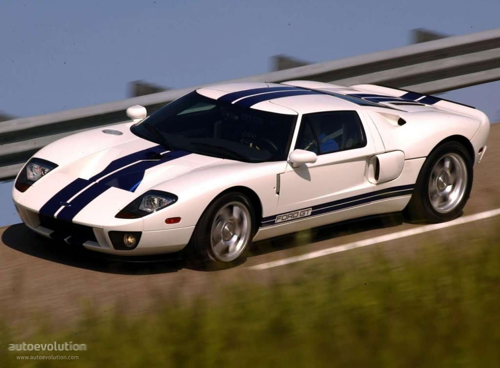 Ford Shelby Truck >> FORD GT specs & photos - 2004, 2005, 2006 - autoevolution