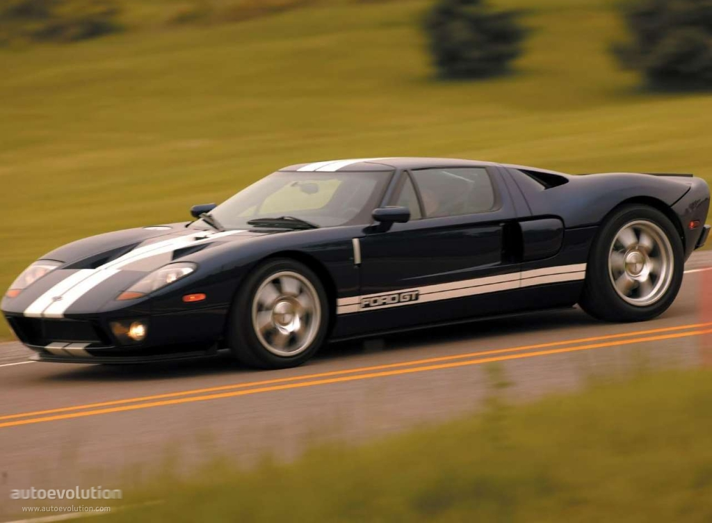 Ford Gt 2004 2005 2006 Autoevolution