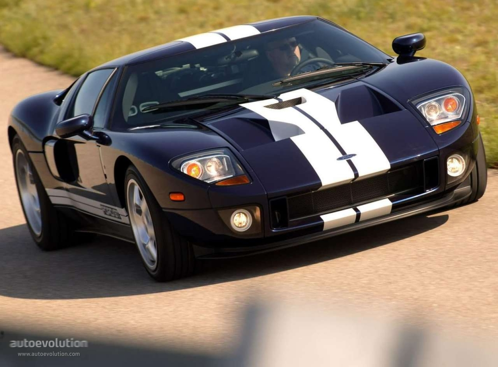 Ford Gt Specs Photos 2004 2005 2006 Autoevolution