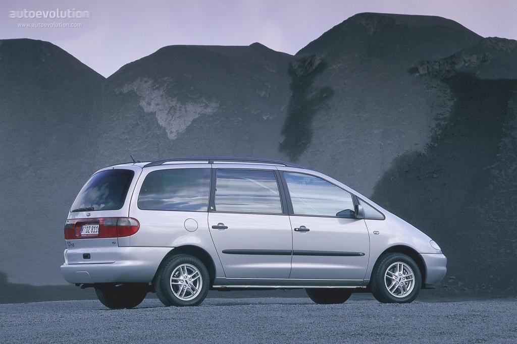 FORD Galaxy - 1995, 1996, 1997, 1998, 1999, 2000 - autoevolution
