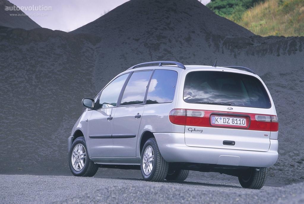 Ford Galaxy 1995 1996 1997 1998 1999 2000