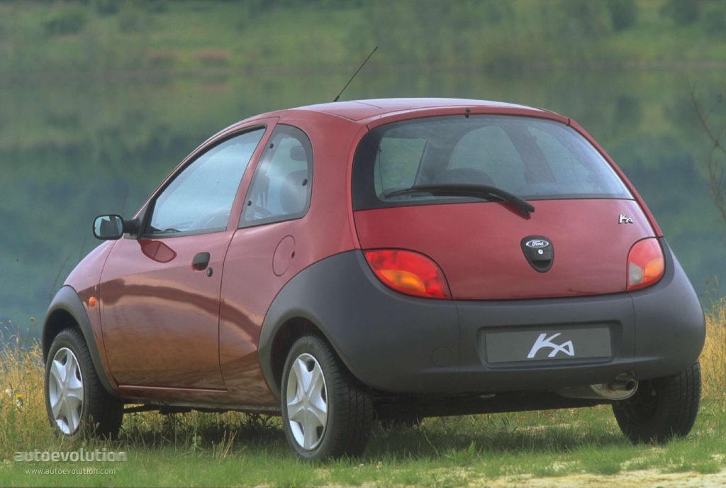 Ford Small Car >> FORD Ka specs & photos - 1997, 1998, 1999, 2000, 2001, 2002, 2003, 2004, 2005, 2006, 2007, 2008 ...