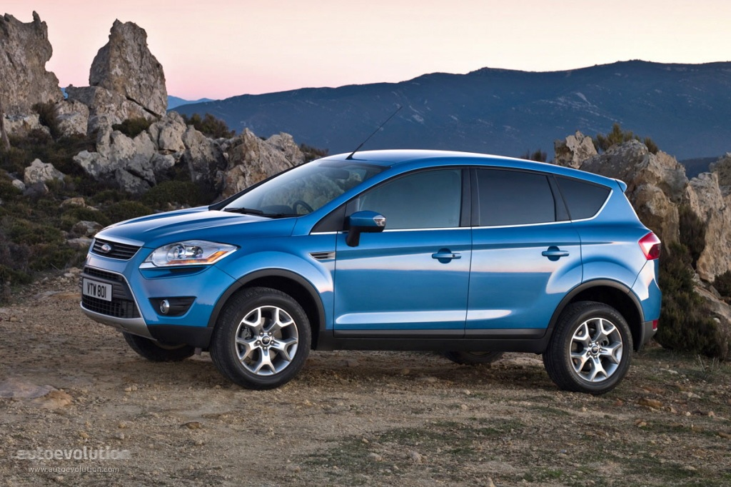 Build A Dodge Ram >> FORD Kuga - 2008, 2009, 2010, 2011, 2012 - autoevolution