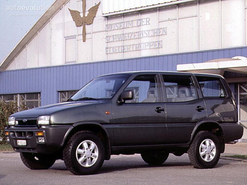 ford maverick lwb specs 1993 1994 1995 1996 autoevolution. Black Bedroom Furniture Sets. Home Design Ideas