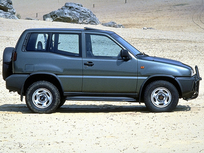 FORD Maverick SWB specs - 1993, 1994, 1995, 1996 - autoevolution
