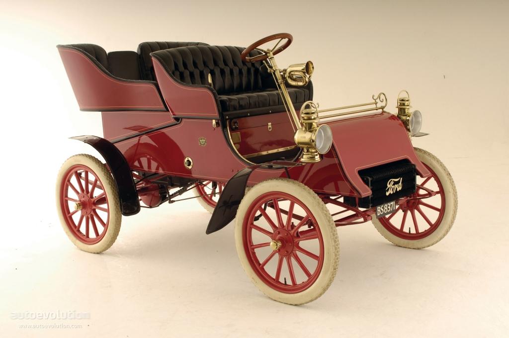 1903 Model Ford Motor Company