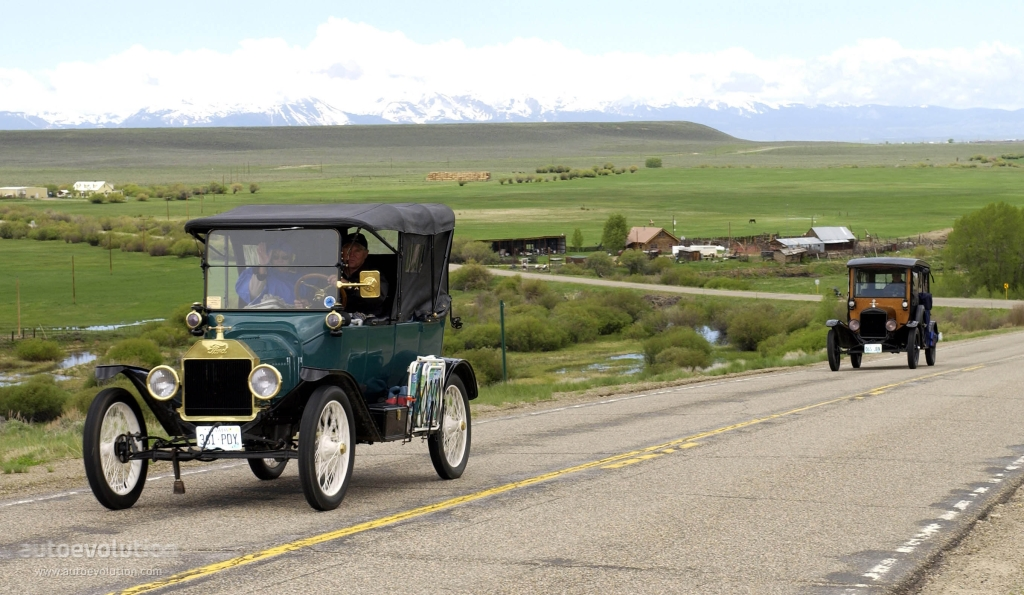 FORD Model T specs & photos - 1908, 1909, 1910, 1911, 1912 ...