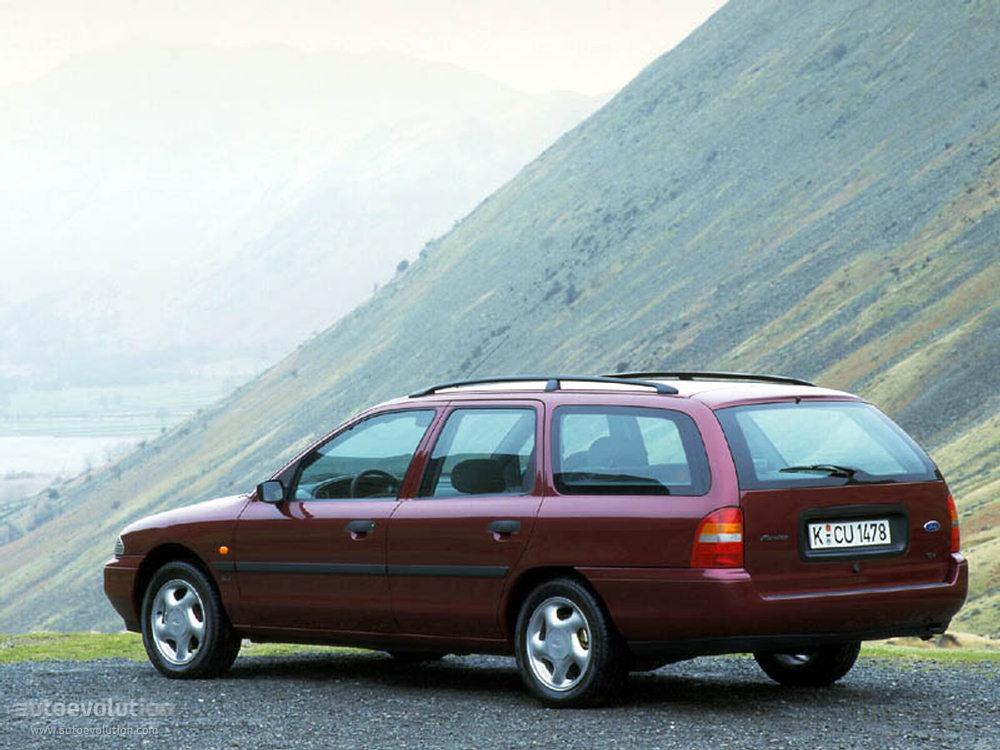 mondeo ford 1993 wagon 1996 1995 estate 1994 autoevolution cars