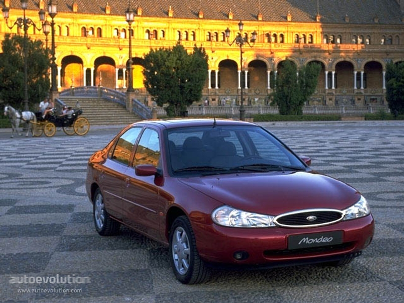 FORD Mondeo Hatchback specs & photos - 1996, 1997, 1998 ...