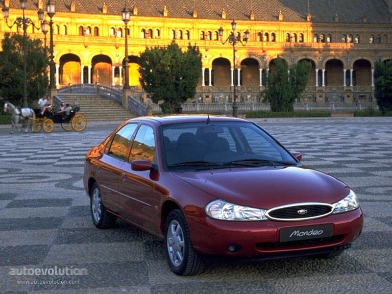 Форд мондео 2000 фото