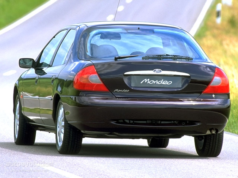 FORD Mondeo Hatchback specs & photos - 1996, 1997, 1998, 1999, 2000 - autoevolution