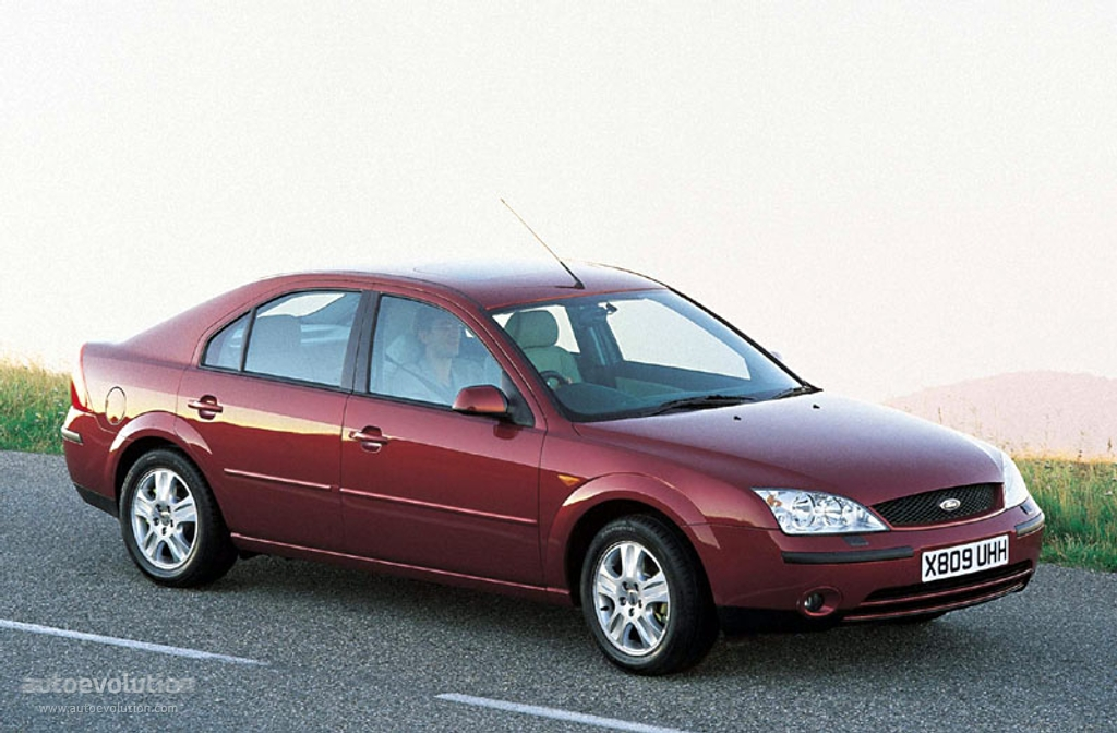 Ford Mondeo Hatchback Specs Amp Photos 2000 2001 2002