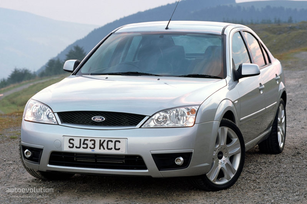 Ford Mondeo Hatchback Specs Amp Photos 2003 2004 2005