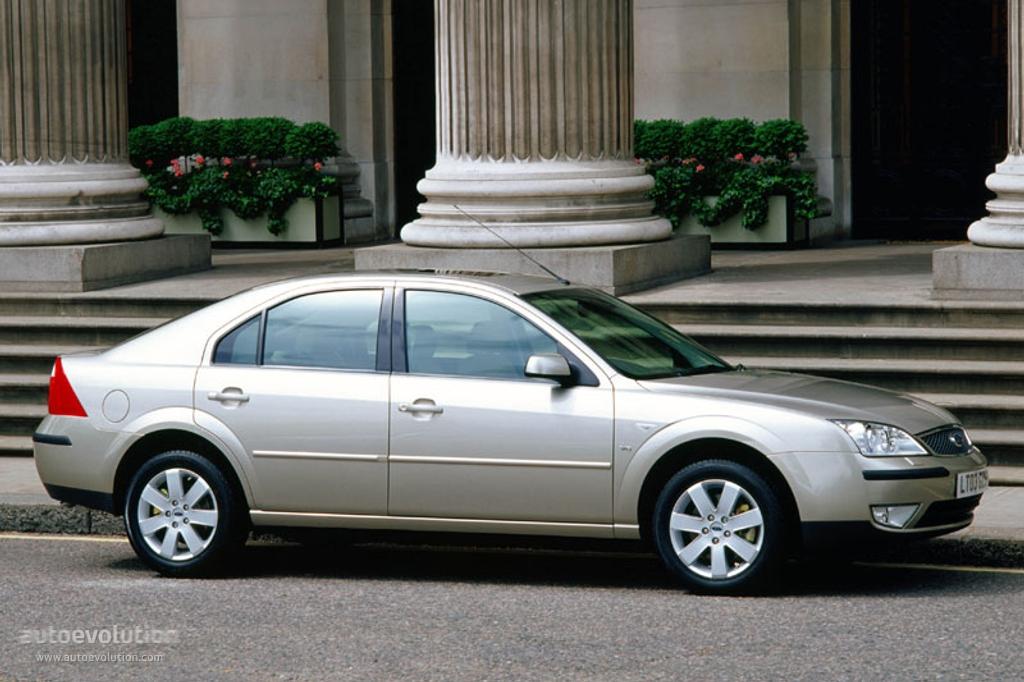 Ford Mondeo Hatchback 2003 2004 2005 Autoevolution