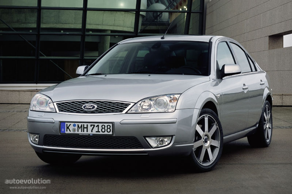 Ford Mondeo Hatchback 2005 2006 2007 Autoevolution