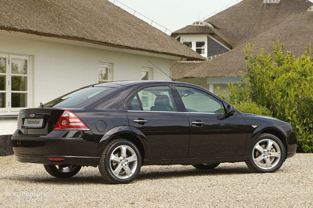 FORD Mondeo Hatchback specs & photos - 2005, 2006, 2007