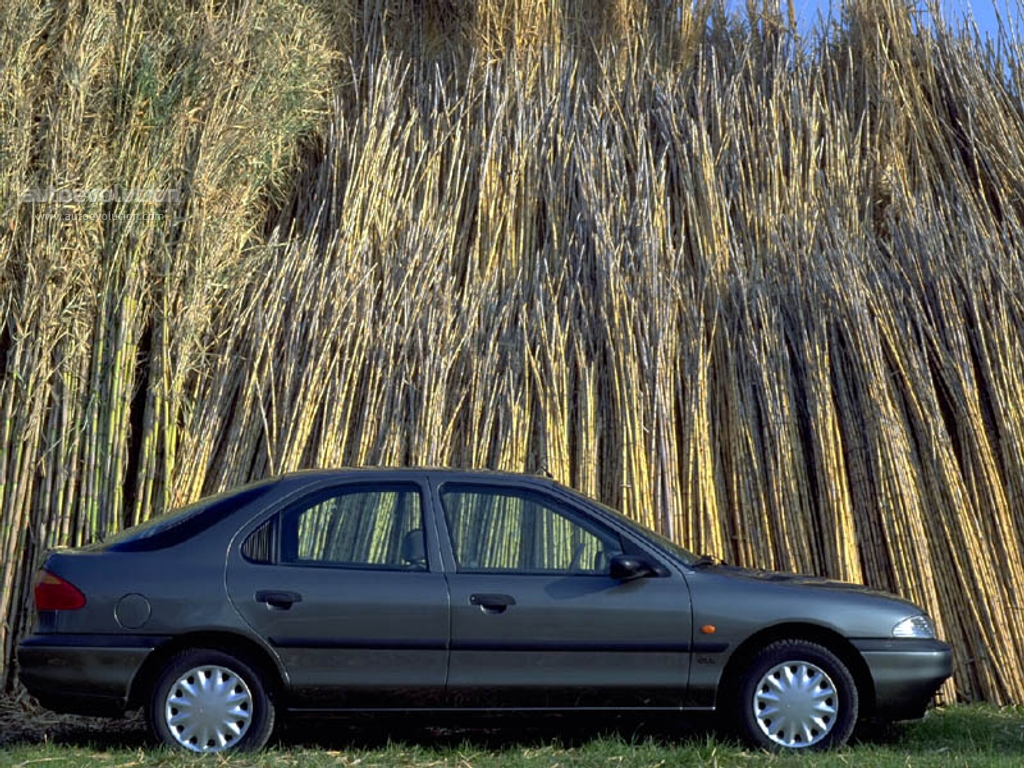 FORD Mondeo Hatchback specs & photos - 1993, 1994, 1995, 1996 - autoevolution