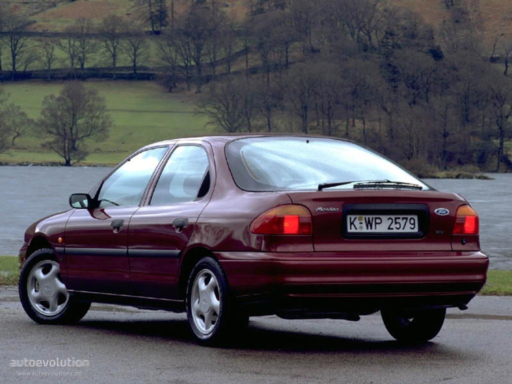 ford mondeo hatchback specs 1993 1994 1995 1996 autoevolution rh autoevolution com ford mondeo 1996 workshop manual ford mondeo 1996 manual pdf