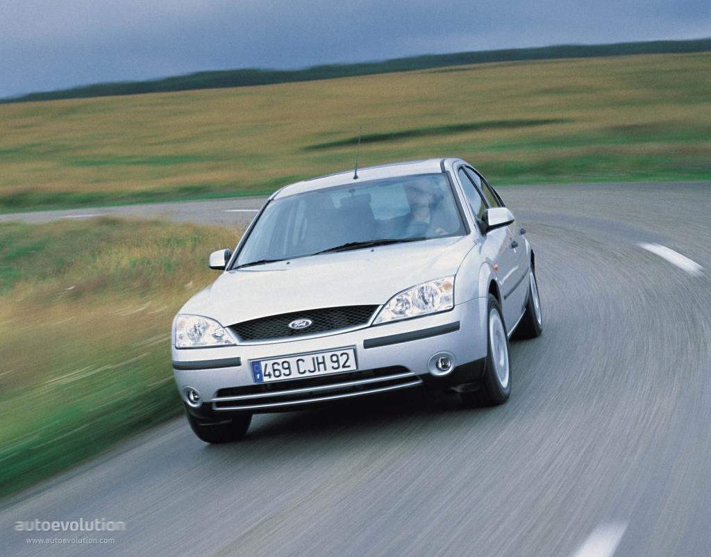 Ford Mondeo Sedan - 2000  2001  2002  2003