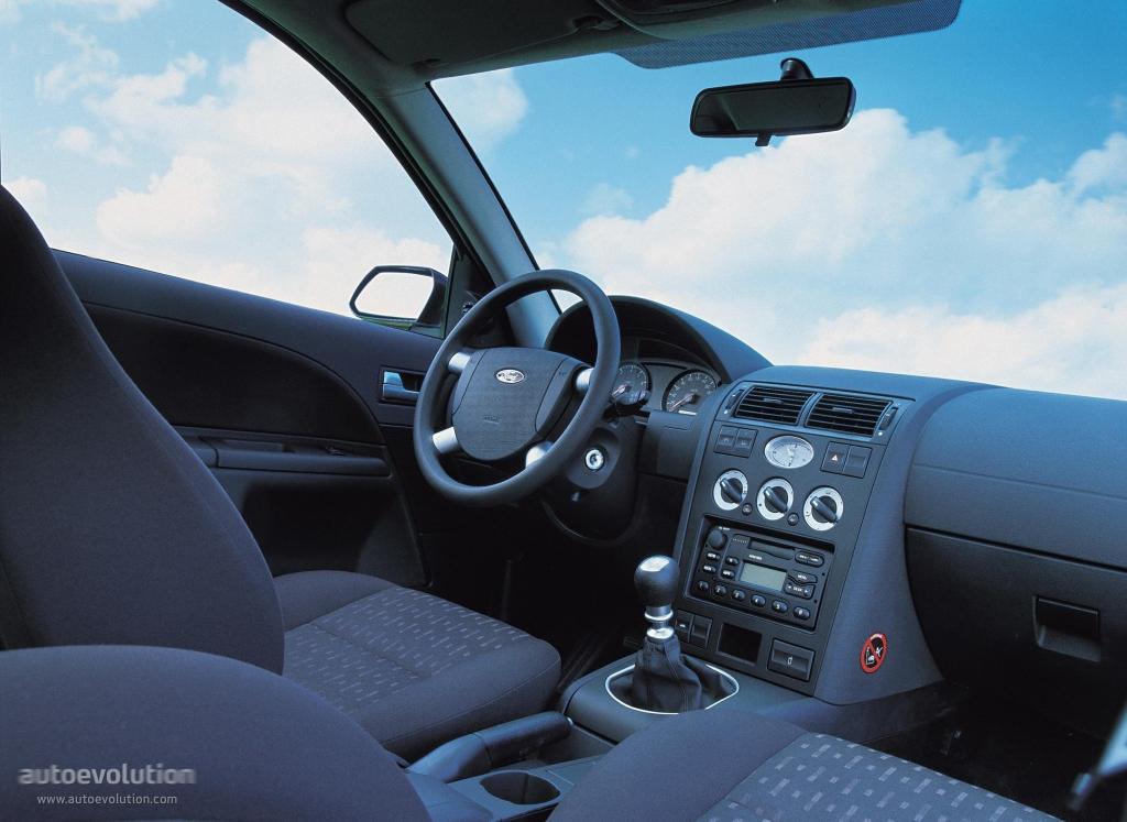 2018 Ford Bronco Interior >> FORD Mondeo Sedan specs & photos - 2000, 2001, 2002, 2003 - autoevolution