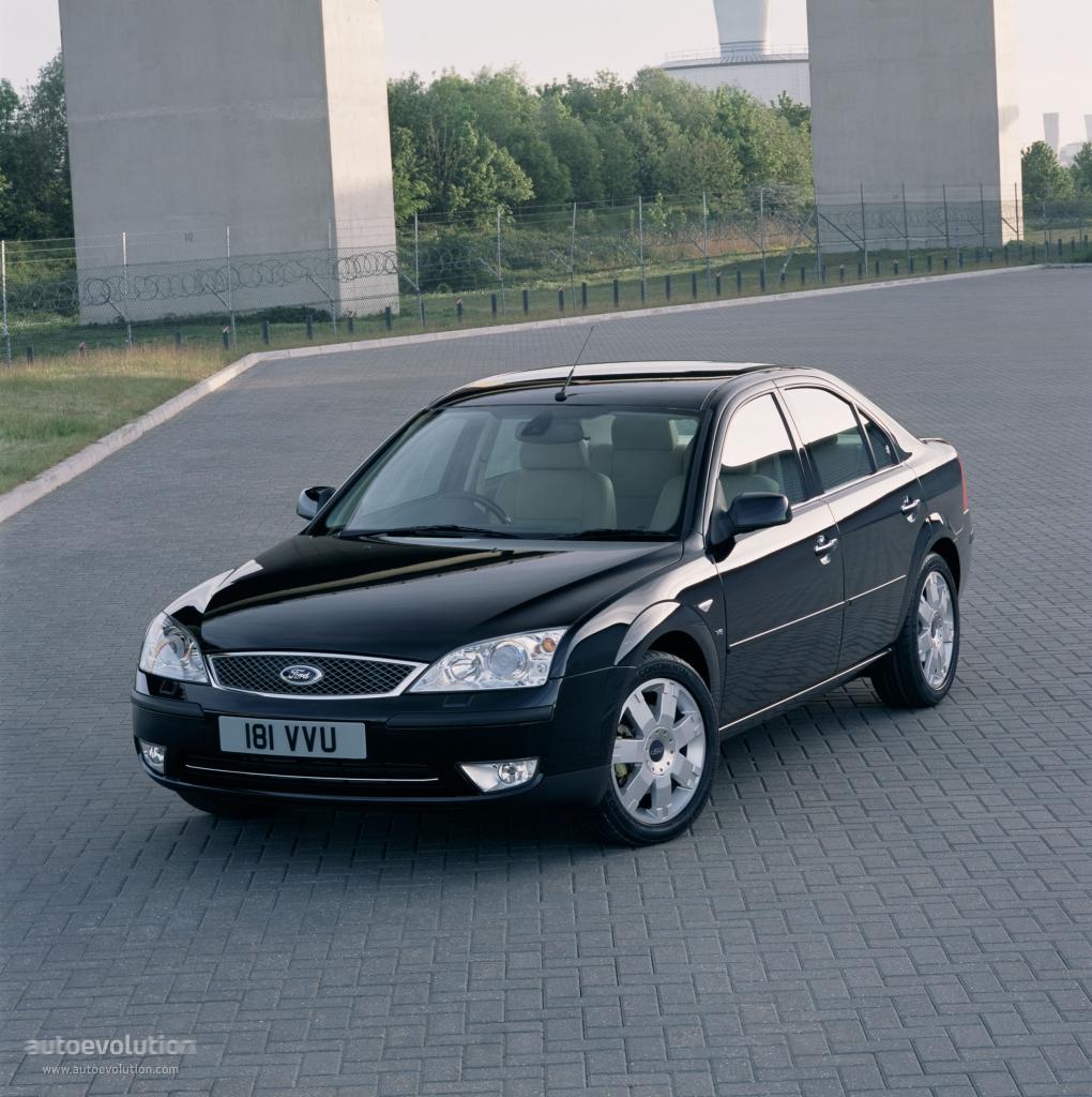 Фото форд мондео 2005