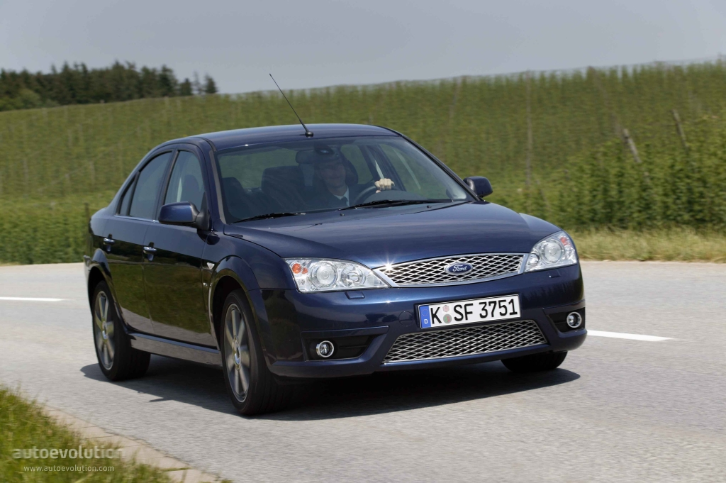 ford mondeo sedan specs photos 2005 2006 2007 autoevolution. Black Bedroom Furniture Sets. Home Design Ideas