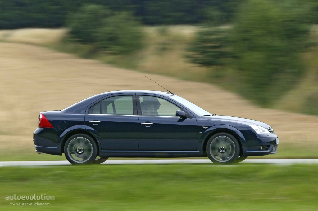 FORD Mondeo Sedan specs & photos - 2005, 2006, 2007 - autoevolution