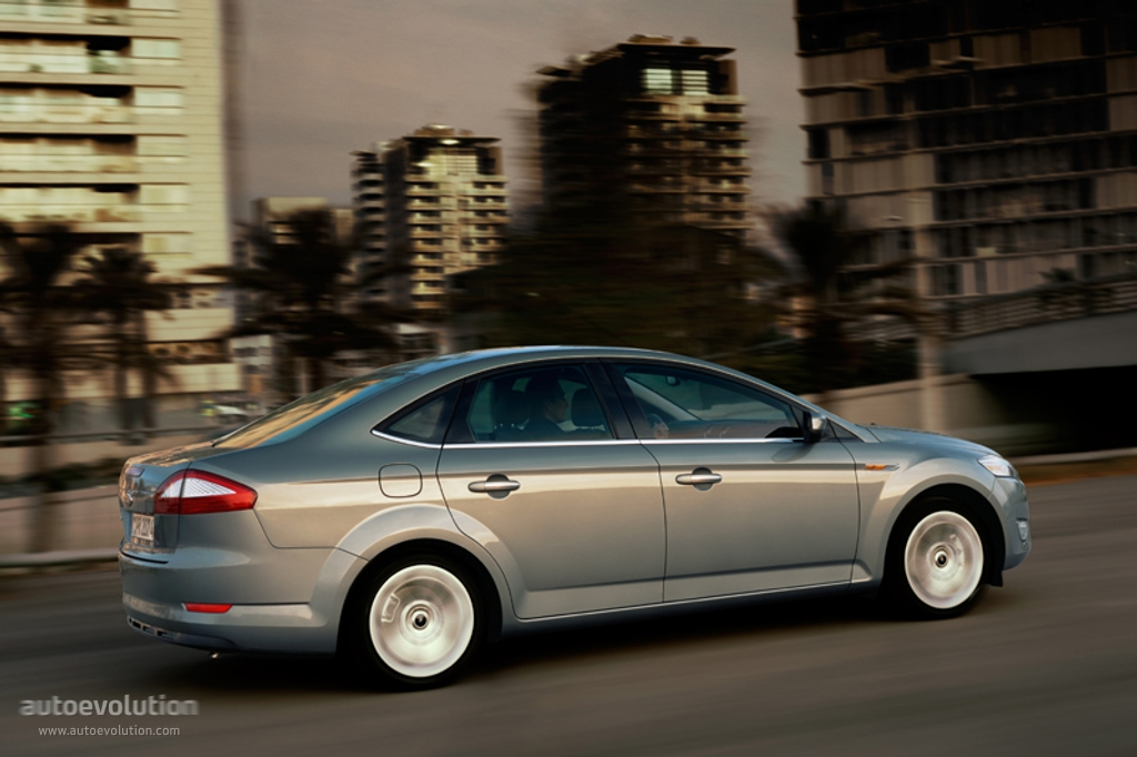 FORD Mondeo Sedan specs & photos - 2007, 2008, 2009, 2010 ...
