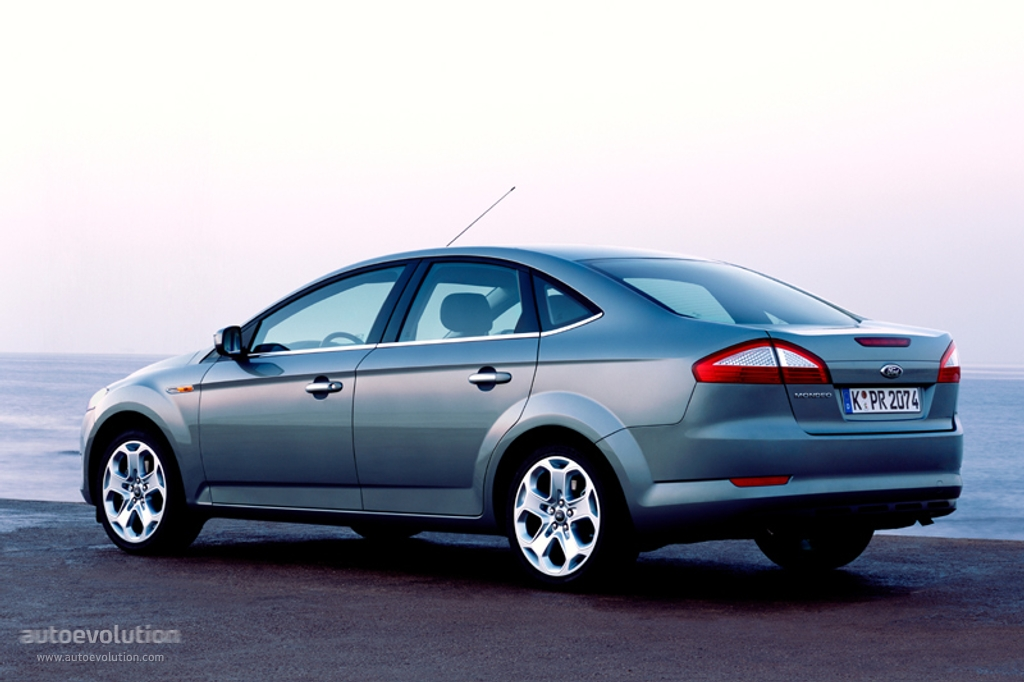 2017 Ford Fusion 2 0 Ecoboost >> FORD Mondeo Sedan - 2007, 2008, 2009, 2010, 2011, 2012, 2013, 2014, 2015 - autoevolution