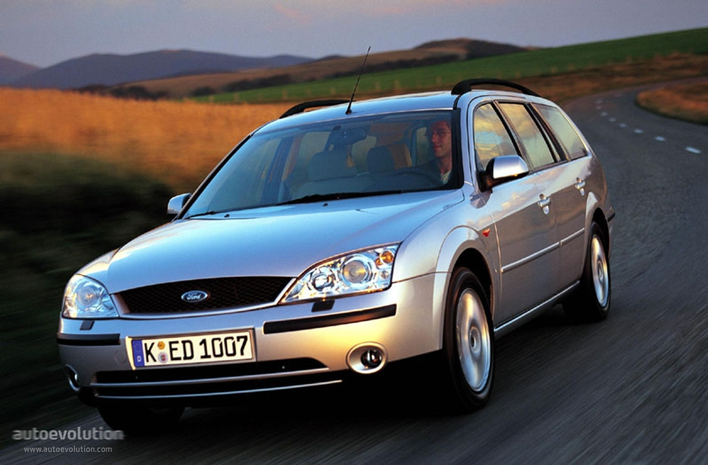 ford mondeo wagon 2000 2001 2002 2003 autoevolution. Black Bedroom Furniture Sets. Home Design Ideas