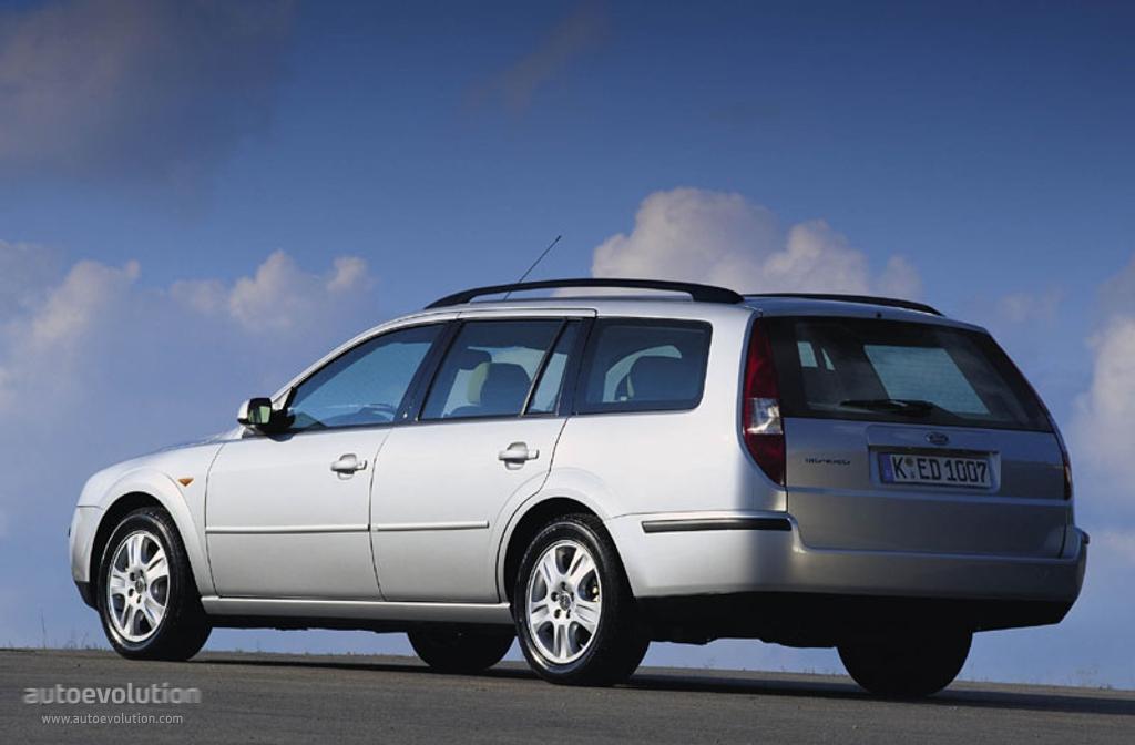 Ford Mondeo Wagon 2000 2001 2002 2003 Autoevolution