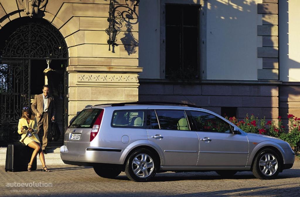 Ford Mondeo Wagon Specs  U0026 Photos