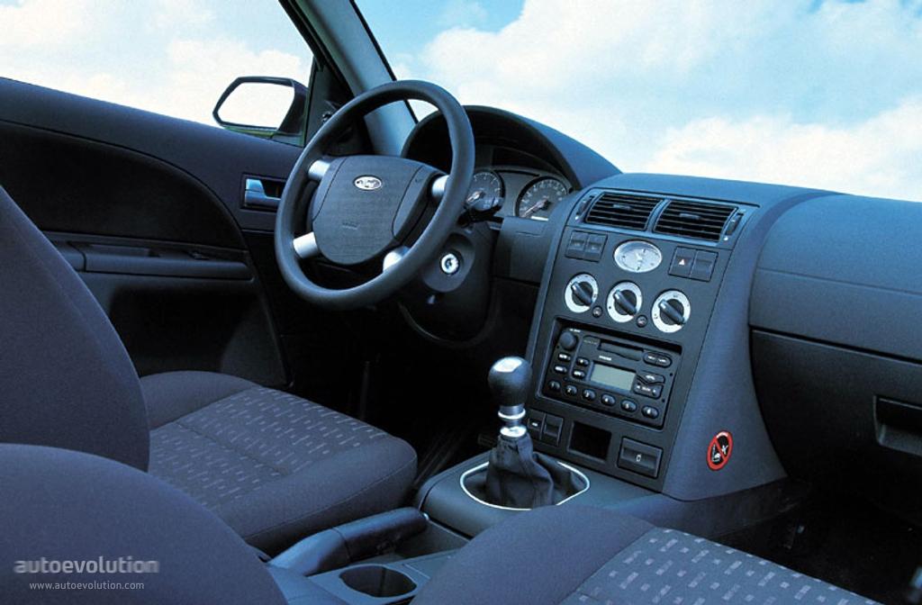 форд мондео 2001