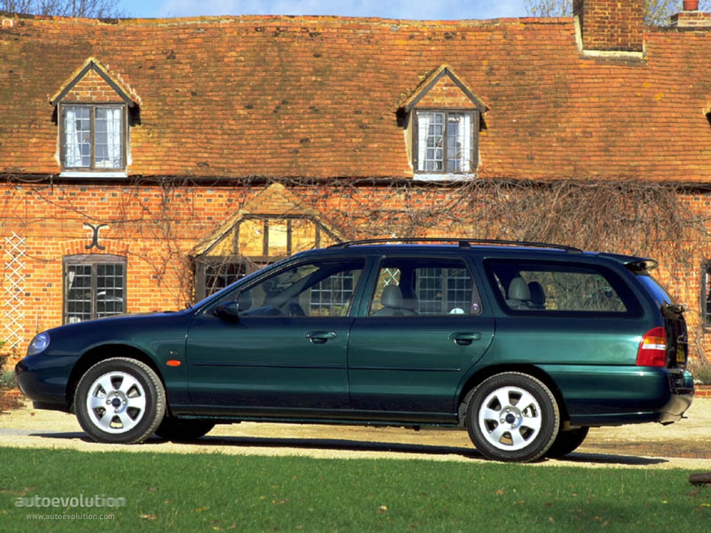 Ford Mondeo Wagon 1996 1997 1998 1999 2000